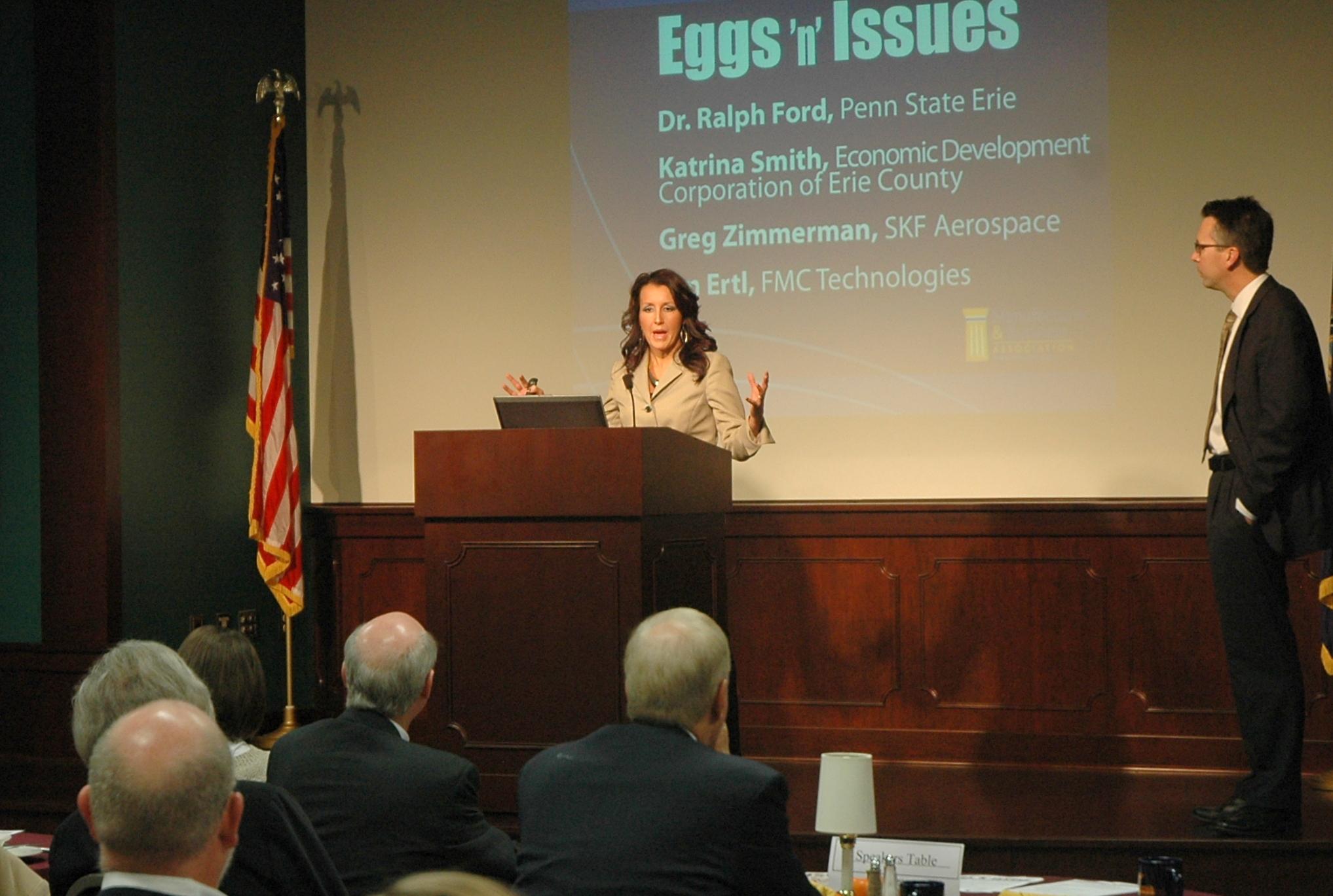 october 2013 eggs 'n' issues
