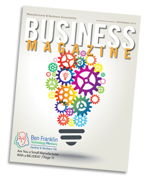 November 2014 Business Magazine