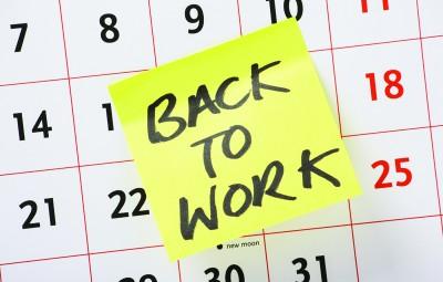 Return to work image
