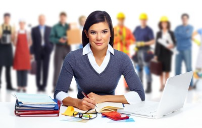 bigstock-Accountant-business-woman-work-51305083